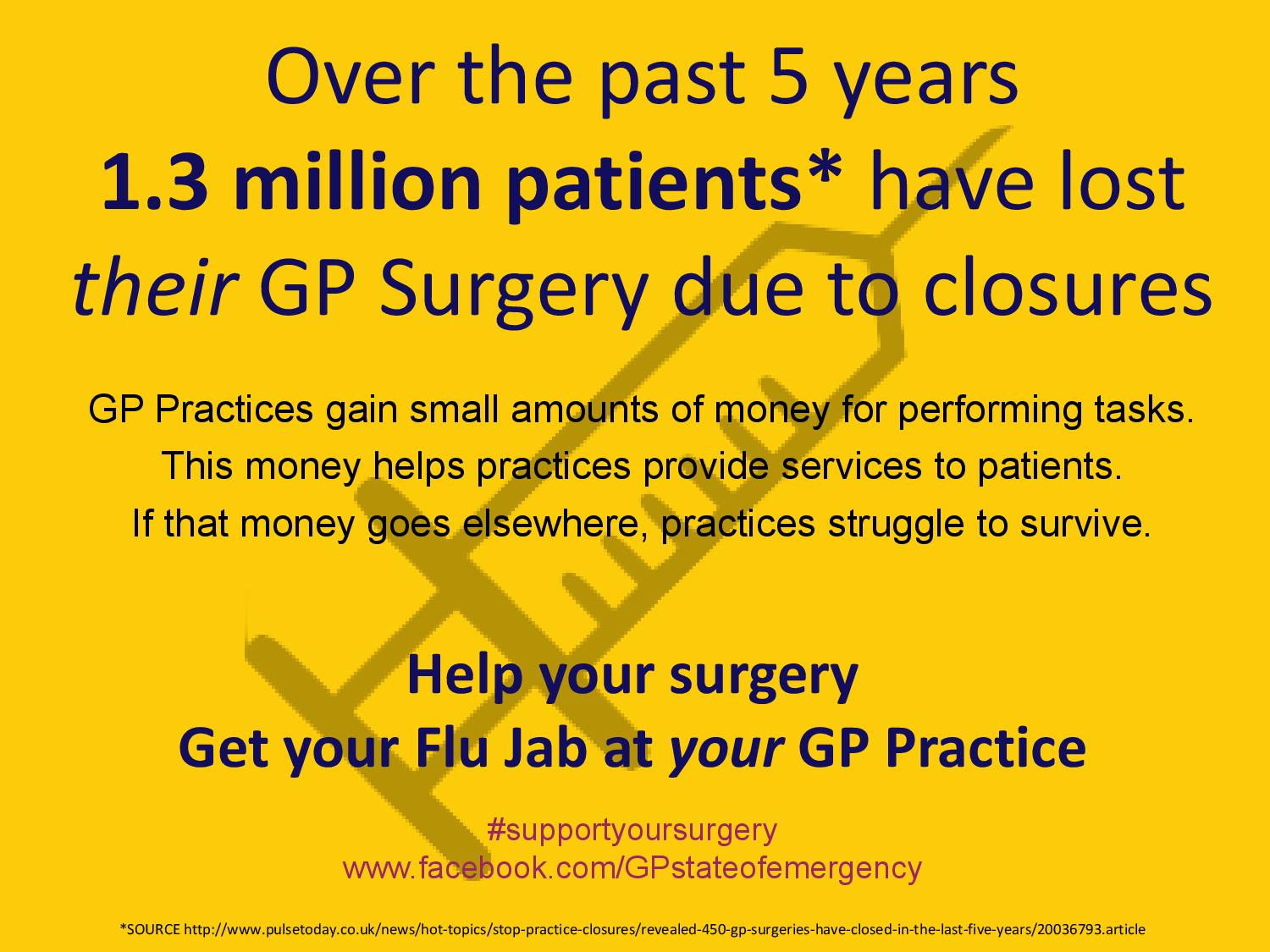 #supportyoursurgery click here to see how you can help us.